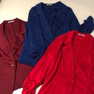 Bundle of 3 light weight jackets